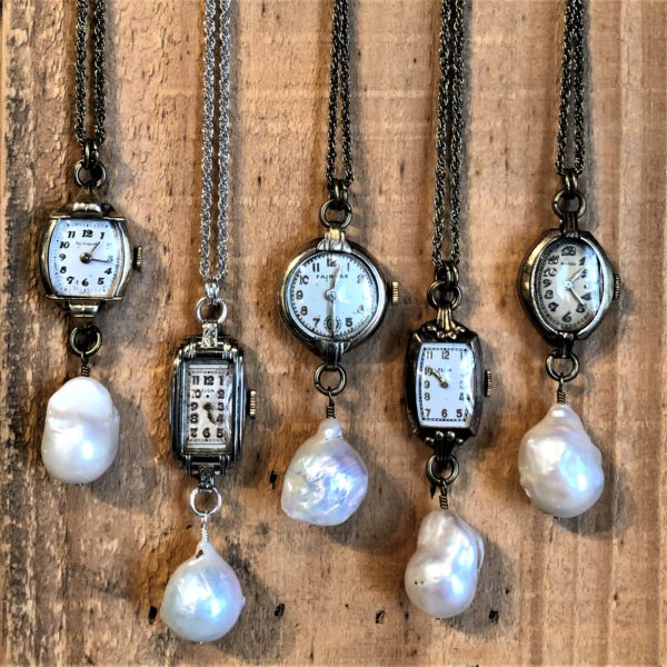 ladies watch necklace seriously
