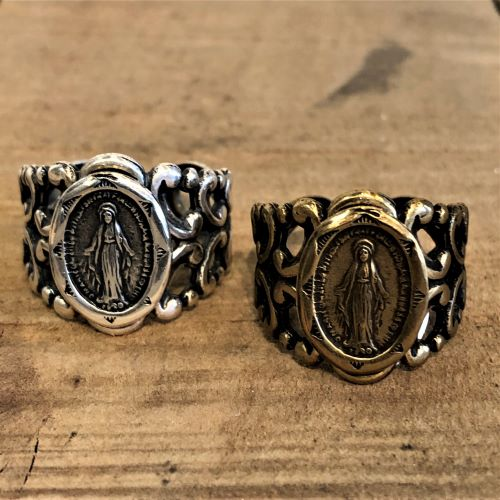 mother mary ring